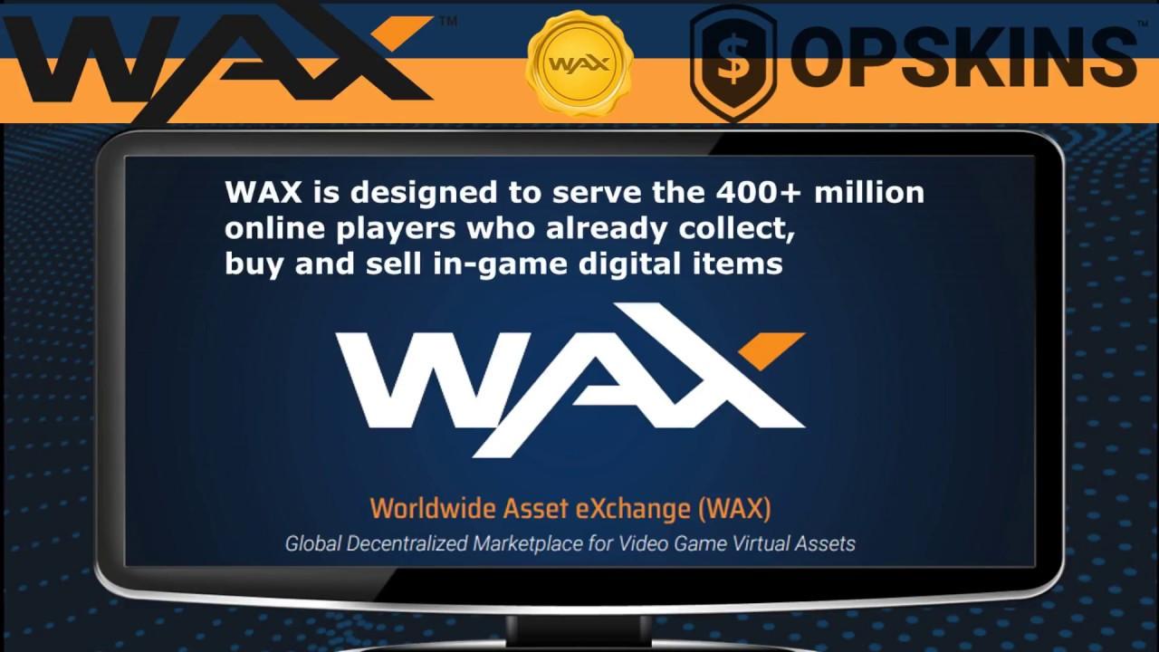 WAX Bounty Program Entries   Worldwide Asset eXchange