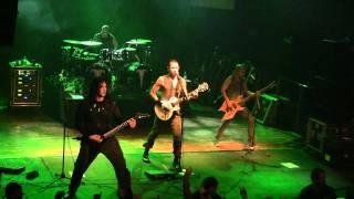 Trivium - Departure (05.11.2011, Milano, Magazzini Generali)
