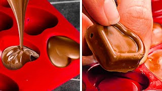 CANDY MAKING || 32 IDEAS FOR REAL CHOCOHOLICS