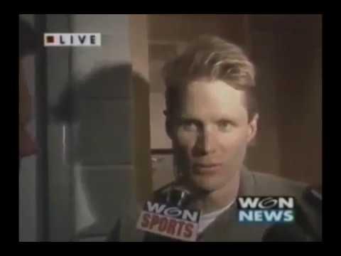 Michael Jordan (Age 32): United Center Debut, Bulls Vs. Magic Highlights, Post Game Pressers (1995)