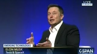 Elon Musk Says Humans Should Be Very VERY Concerned About Artificial Intelligence!