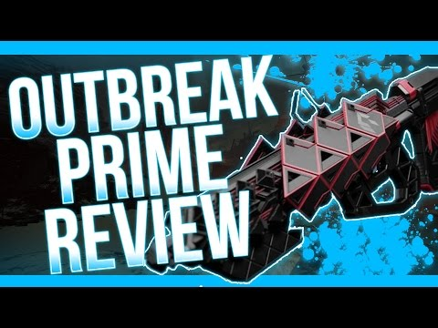 Destiny NEW Exotic Outbreak Prime Review! Insane Exotic Pulse Rifle (Rise of Iron)