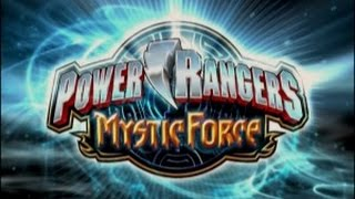 Power Rangers Mystic Force Opening (with Ron Wasserman Demo Music)