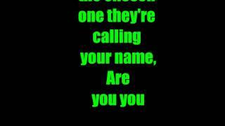 Tinie Tempah ft. Ellie Goulding-Wonderman Lyrics