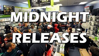 Tales From Retail: The Decline Of Gamestop's Midnight Releases