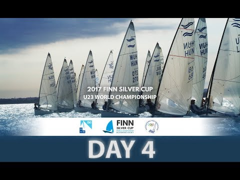 Highlights from Day 4 of the 2017 U23 Finn World Championships