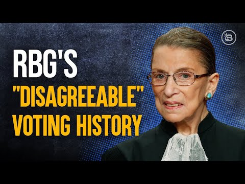 Ruth Bader Ginsberg's Vote History Shows Why Trump MUST Nominate Someone To SCOTUS | Glenn Beck