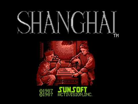 NES Longplay [697] Shanghai
