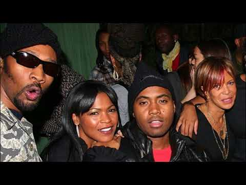 the truth behind the Nas and Nia long relationship