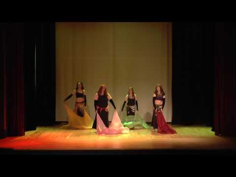 Greenfield Community College Spring 2017 Dance Concert (2 of 2)