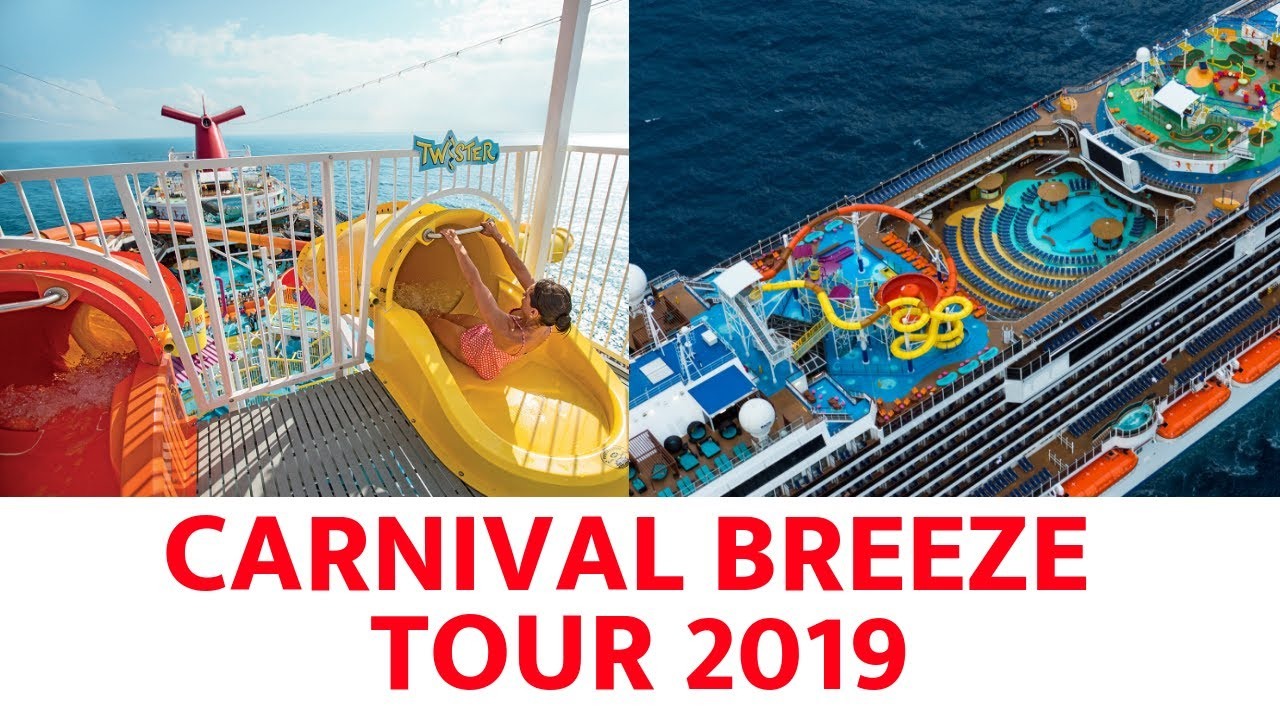 The Difference Between Carnival Breeze and Carnival Valor