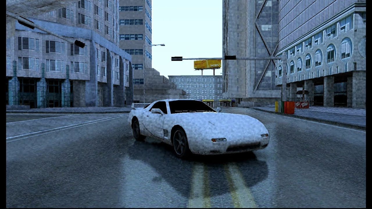 GTA San Andreas - Ray Tracing BETA Test (RenderHook)