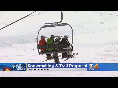 Copper Mountain Wants To Expand Trails, Snowmaking