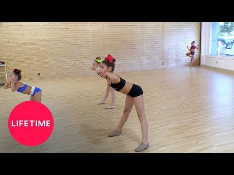 Dance Moms: The Minis Are a Major Distraction (Season 6 Flashback) | Lifetime