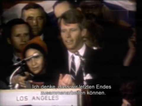 Das Attentat auf Robert F. Kennedy - 1 von 7