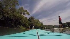 Paddleboarding w/ CMU