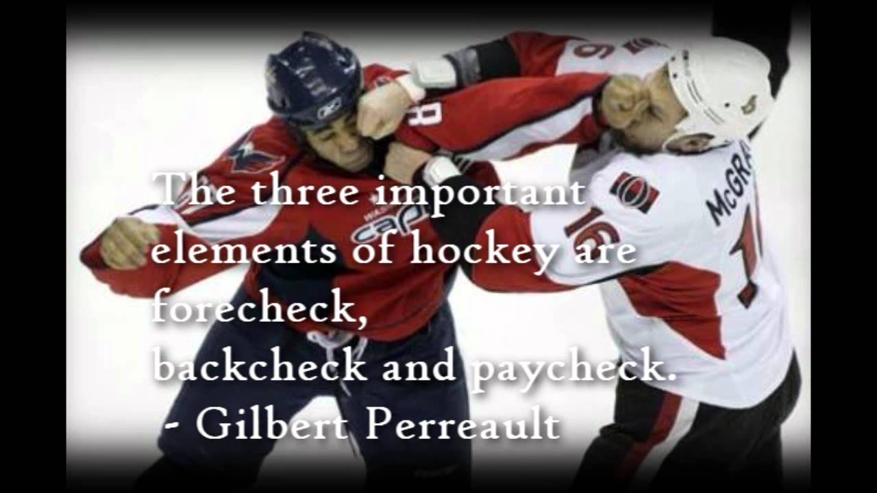famous hockey quotes youtube