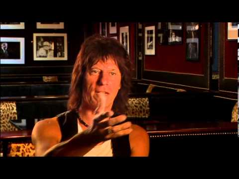 Jeff Beck - Ronnie Scotts Live Interview