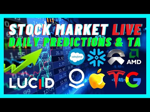 EARNINGS SEASON IS UPON US!! ANALYZING ALL YOUR FAVOURITE STOCKS!!! 🔥🚀 | Stock Market Daily LIVE 🔥📈