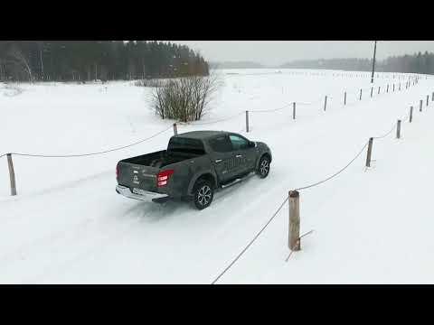 Тест-драйв Fiat Fullback от компании Авилон