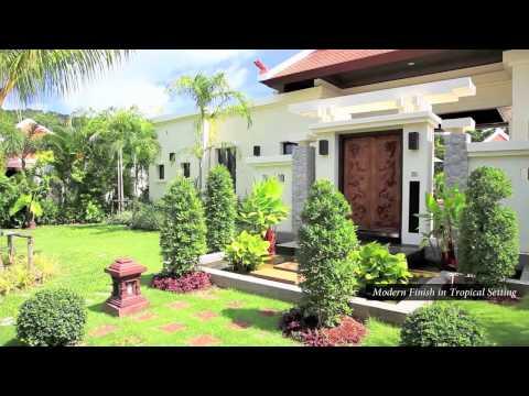 Nai Harn Baan-Bua : Thai Balinese Villa for Sale