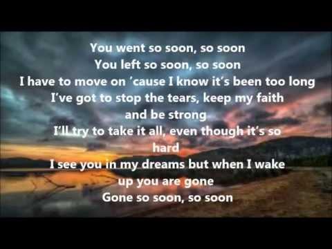 MATT MONRO - HOW SOON LYRICS - SongLyrics.com