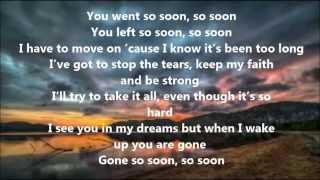 Maher Zain - So Soon - With Lyrics