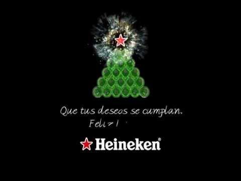 Heineken Feliz Navidad.Heineken Navidad 2007