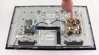 Samsung LED TV Won't Turn On No Power & Does Have a Standby Light Basic Troubleshooting TV Repair