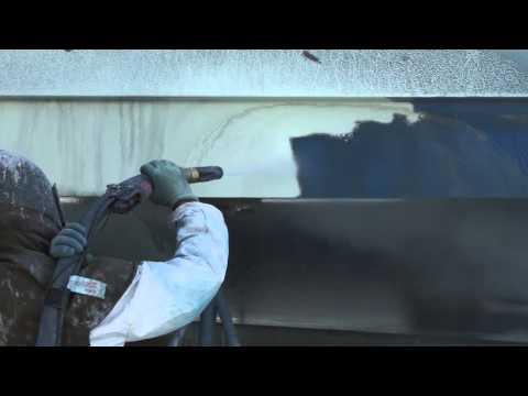 Nor-Cal Master Blasters Marine Antifouling Paint Removal