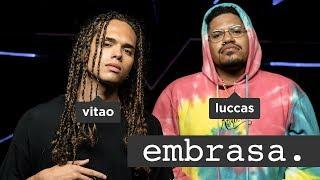 Baixar VITÃO FT LUCCAS CARLOS - EMBRASA (CLIPE OFICIAL)