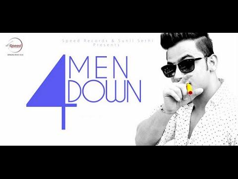 4 MEN DOWN   THANKYOU VIDEO   MILLIND GABA #MusicMG