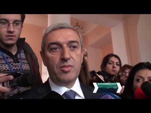 Վահան Մարտիրոսյանը՝ էժան ավիատոմսերի, Հյուսիս-հարավ ճանապարհի մասին