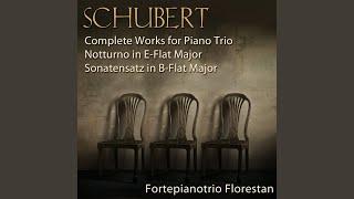 Trio No. 2 in E-Flat Major, Op. 100, D. 929: II. Andante con moto