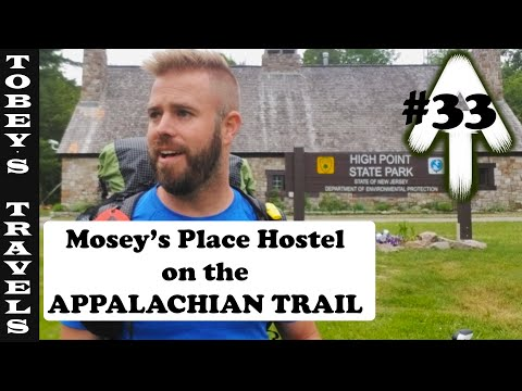 Appalachian Trail Thru Hike: (EP 033) Changing Up My Gear And The Value Of A Good Hostel