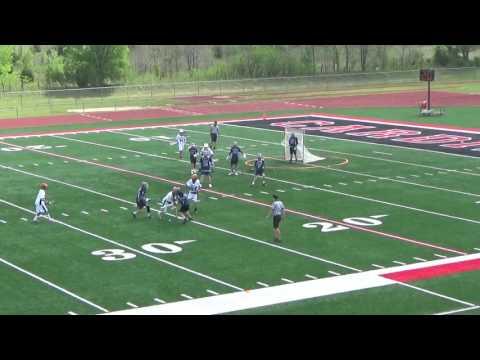 7th 8th grade Republic Middle School Lacrosse vs Cascia April 15, 2017