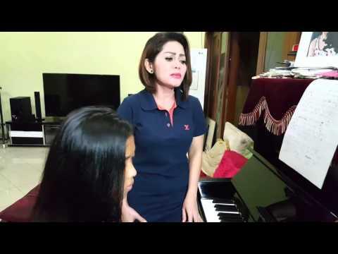 Tu Jo Mila - Kristina Feat Roro Aulia - Cover - Bajrangi Bhaijan