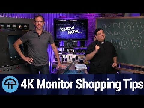 4K Monitors: Windows 10 Scaling & HDR