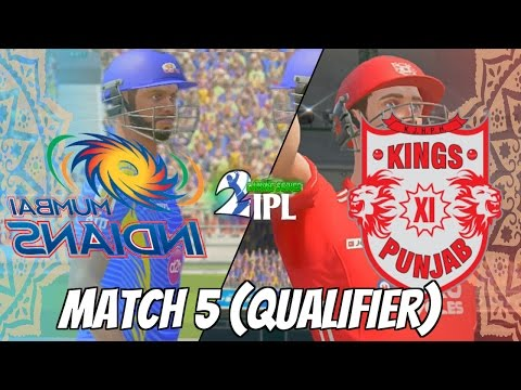 (QUALIFIER) IPL GAMING SERIES 2nd EDITION - MUMBAI INDIANS v KINGS XI PUNJAB  GROUP 1 MATCH 5