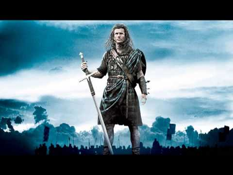 Braveheart - Theme Song (tin whistle cover)