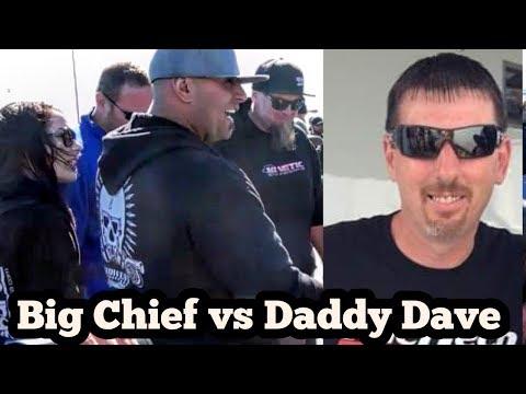 Big Chief vs Daddy Dave Grudge Match at Armageddon 2018