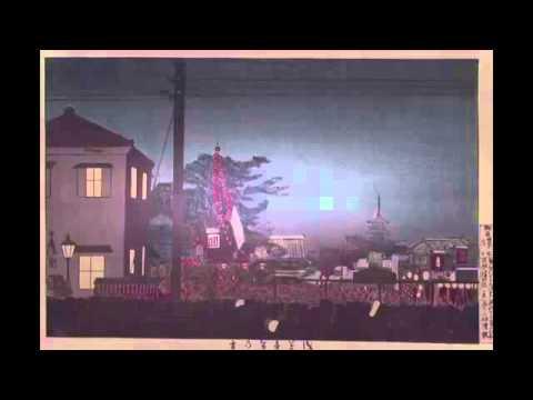 """""""Asakusa""""Japan Relaxing Music,Background Music,shamisen,Instrumental."""