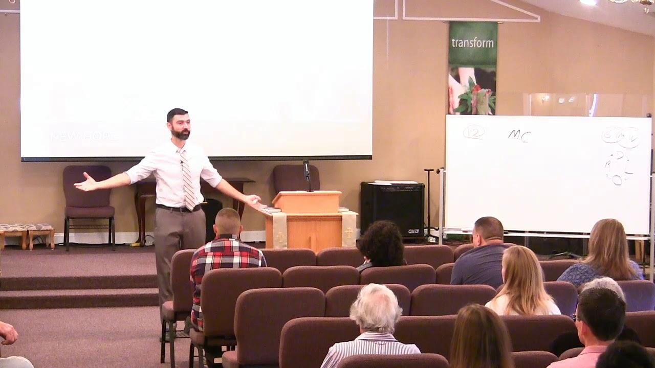 Video Sermons - Missional Communities - New Hope Christian Chapel