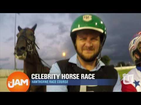 Hawthorne Race Course Celebrity Horse Race
