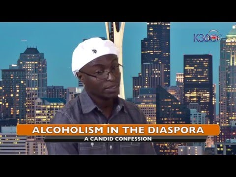 ALCOHOLISM IN THE DIASPORA  - A CANDID CONFESSION