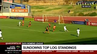 Mamelodi Sundowns Ladies top SNWL