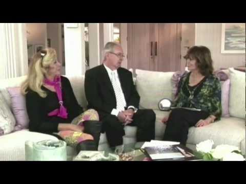 Childhelp:Tom Hoyt & Daryn Hinton interviewed by Pattie Daly Caruso:Childhelp Celebrity Golf  2013
