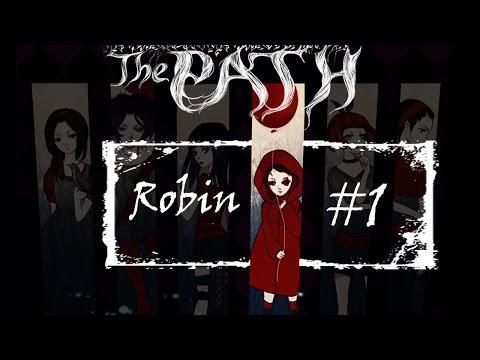 Прохождение The Path #1 Робин: Мертвый птенец. Не я