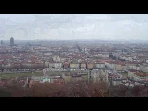 Lyon - Vista superior - dia