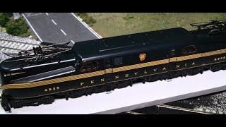 Review: Bachmann GG1 with Sound Value (SoundTraxx) HO Scale